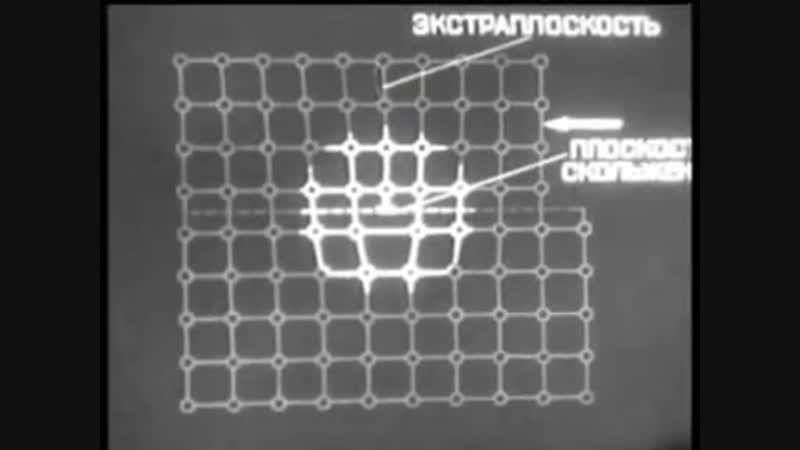 СССР-26-Дислокации и дефекты кристаллической решетки
