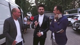 Александр Панайотов на фестивале Лайма. Рандеву. Юрмала.