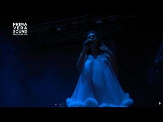 Lorde - Lost (Frank Ocean Cover) (Live @ Primavera Sound)