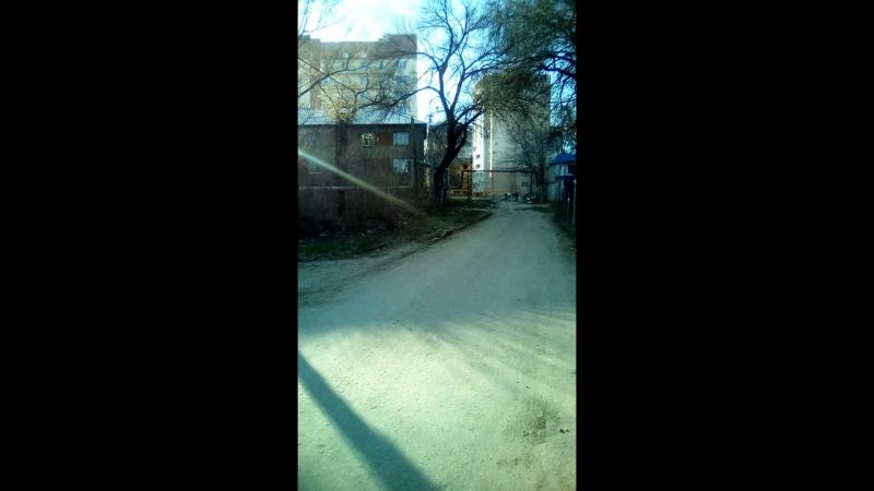 Дорога домой через руины