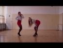 Girls dance to Mini Skirt