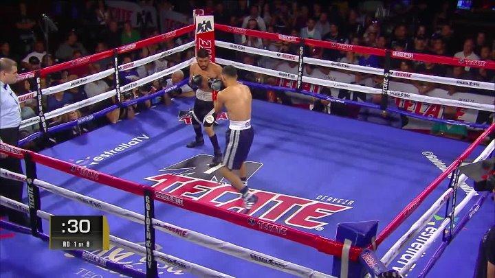 Rigoberto Hermosillo vs Ernesto Guerrero (06-07-2018)