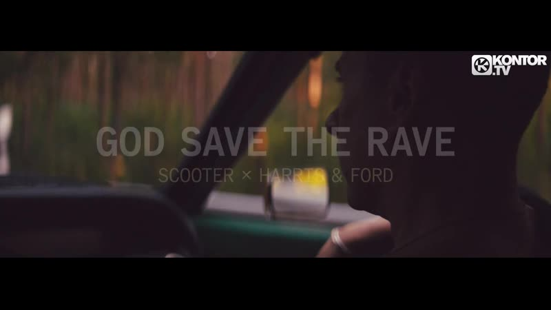 Scooter x Harris Ford – God Save The Rave (Official Video)