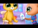 Fun Pet Care Kids Game - Kitty Meow Meow City Heroes – Cats to the Rescue By TutoTOONS