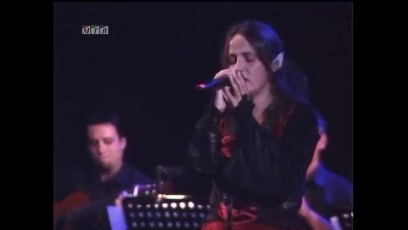 Елена Христова Горан Траjкоски - Стоjан, live at MOT, MКЦ, Скопje, 28.09.2011