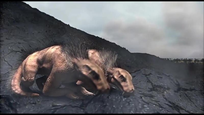 Армагеддон Животных HD Эпизод 3 Пермское вымирание вулканический апокалипсис