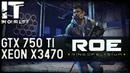 RING OF ELYSIUM (ROE) /Xeon x3470 /GTX 750 ti /gameplay test /1080p