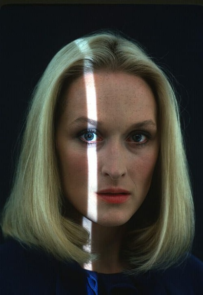 Портрет молодой Мерил Стрип, 1979 год.