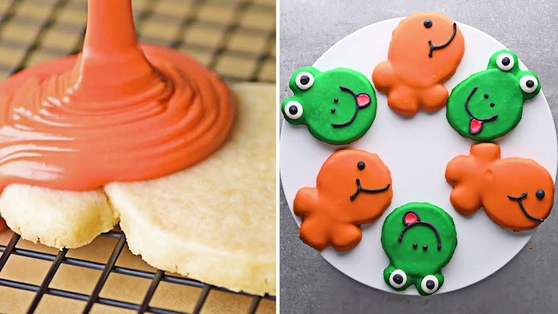 Easy Cookie Ideas Coke Hacks | Learn How To Design Your Own Yummy Cookie With So Yummy