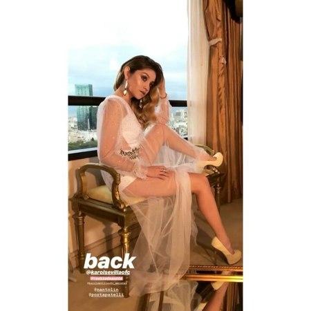 """Promoción Karol's🌻 on Instagram: """"•Karol Sevilla para la Revista De Punta• ° ° ° ° ° ° ° ° ° ° ° ° ° ° ° [ @karolsevillaofc KarolSevilla Karolis..."""