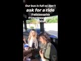 Instagram. Нина на Coachella 2018 со своими друзьями