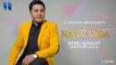 G'anisher Abdullayev - Navozanda nomli konsert dasturi 2013 (1-qsim)