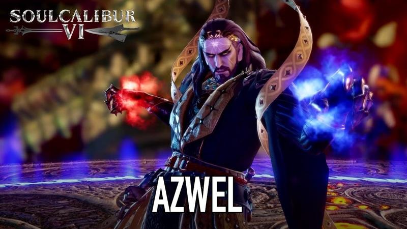SOULCALIBUR VI - PS4/XB1/PC - Azwel (Character announcement trailer)