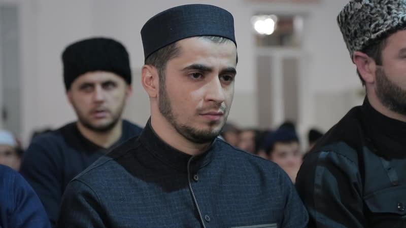 Выступление заместителя Муфтия РД Самилов Абдулла на мавлиде Ан-наби в г.Махачкала