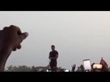 Allu Arjun craze @ NA PERU SURYA Audio launch in Military Madhavaram