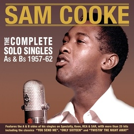 Sam Cooke альбом The Complete Solo Singles As & BS 1957-62
