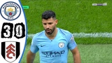 fulham vs manchester city 0-3 Hghlghts HD 2018