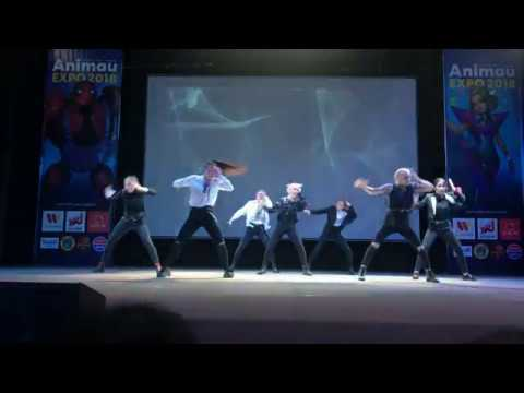 BTS 방탄소년단 'FAKE LOVE' dance cover by ZZ TOWN @ ANIMAU EXPO 2018
