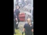 Göttingen - 20 Asylanten bewerfen Polizisten mit Brettern und Fahrrädern - Wollten Verlegung verhindern
