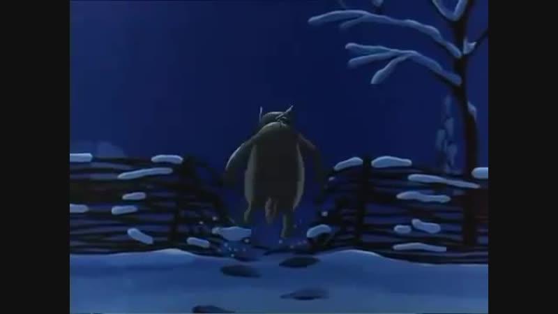 Спасибо фраза из мультфильма Жил был пёс mp4