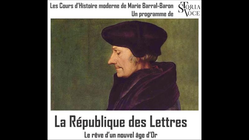 La République des Lettres ou le rêve d'un nouvel âge d'or