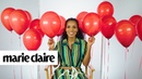 Kerry Washington Plays a Game of Pop Quiz | Marie Claire