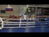 Кикбоксинг в Сургуте 02 апреля 2017 года Бой 18