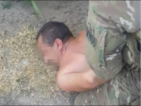 СБУ затримала терориста що жорстоко катував полонених Перші про головне Ранок 9 00 за 8 06 18