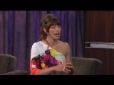 Jessica Biel - Jimmy Kimmel July 26, 2012