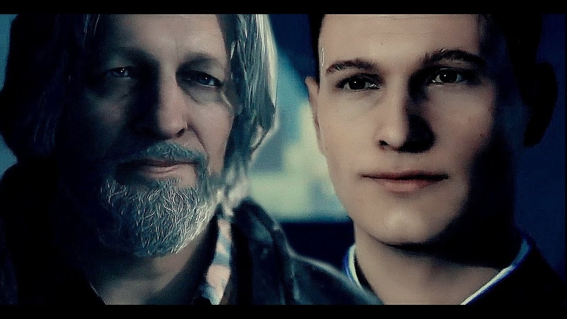 Connor Hank • New Divide • Detroit: Become Human GMV