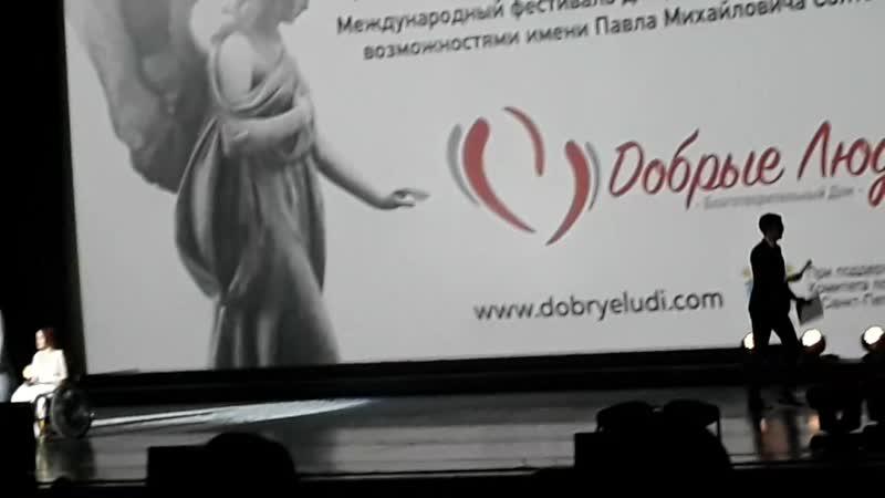 Октябрьский БКЗ.Таня Буланова.25.04.2019 год
