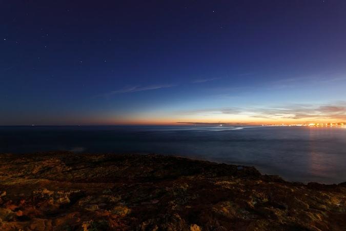 Reyf Affleck - Distant Horizons