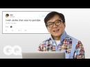 Jackie Chan Goes Undercover on Reddit YouTube Twitter and Instagram Actually Me GQ