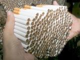 Что попадает в лёгкие после 20 пачек сигарет.