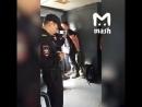 Пьяный пикапер напал на полицейских в электричке под Москвой