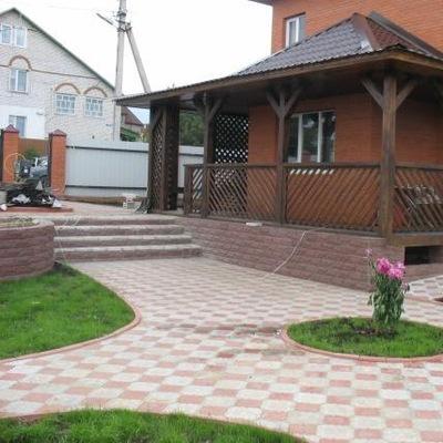Благоустройство Брусчатка-Фундамент-Забор, Вологда, id210036082