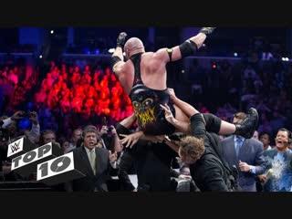 [WWE QTV]☆[Top 10]Extreme Survivor Series Moments]