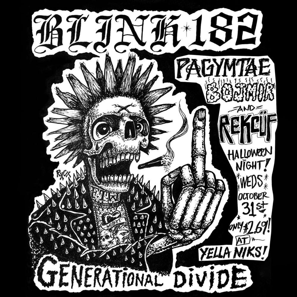 Blink-182 - Generational Divide (Single)