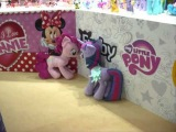My Little Ponies at the EAG International and London Toy Fair 2014