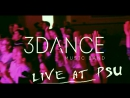3Dance live at PSU