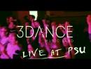 3Dance live at PSU