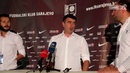Aram Voskanyan about second leg match with Sarajevo