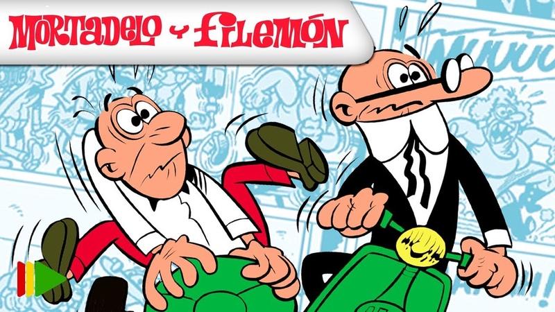 Mortadelo y Filemón - 03 - El caso de los gamberros | Episodio Completo |