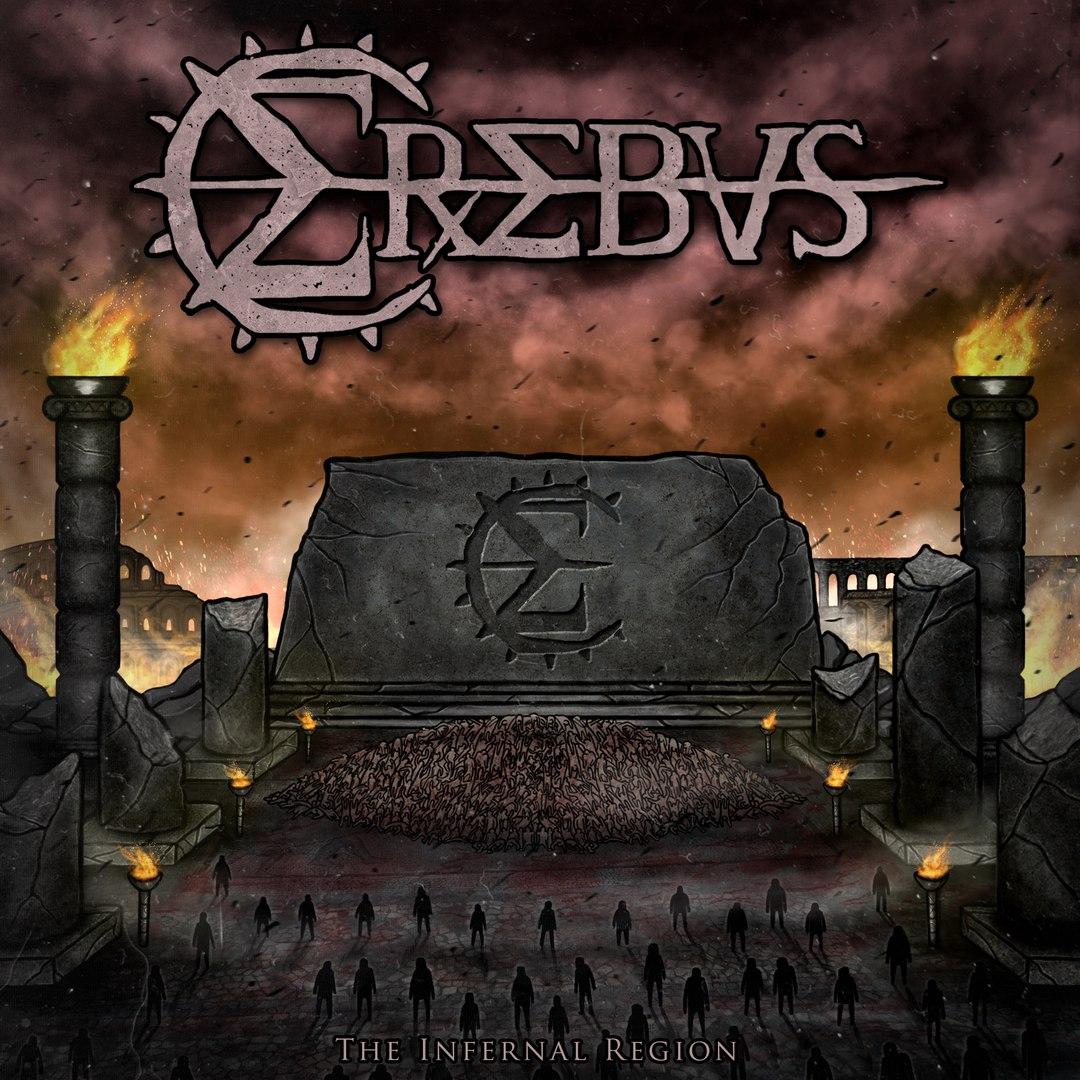 Erebus - The Infernal Region [EP] (2016)