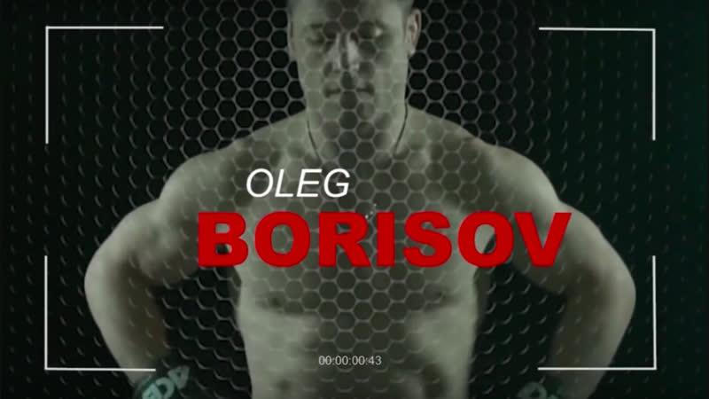 Это Русский Тайсон в ММА - Жесткие нокауты _ Все нокауты Олега Борисова