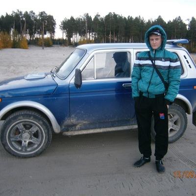 Антон Кафилов, 18 января 1985, Ноябрьск, id201406195