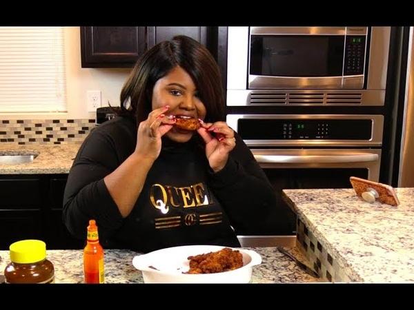 Waffle Fried Chicken1