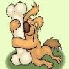 Добрые собаки в добрые руки.