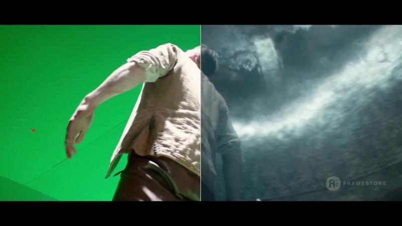 Меч короля Артура King Arthur Legend of the SwordСпецэффекты (2017) [1080p] [1080p]