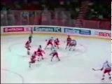 Чемпионат мира по хоккею 1989, Швеция, групповой этап, СССР-США, 4-2, 1 место, Мыльников Сергей